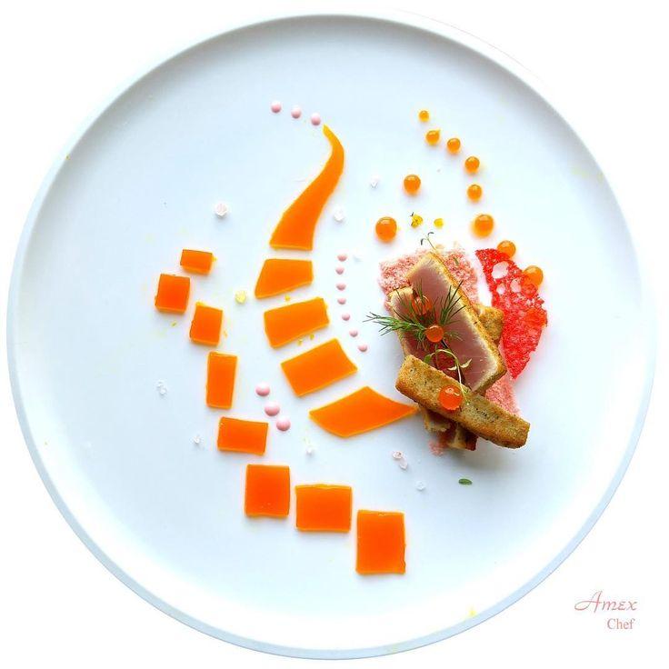 "1,884 Likes, 12 Comments - Foodstarz (@foodstarz_official) on Instagram: ""Foodstar Amexchef (@amexchef) shared a new image via Foodstarz PLUS /// Fresh Tuna Fillet Slightly…"""