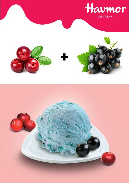 Berries Red & Blue reunite to give you Blue Ocean! Our new  Flavour Of The Month.