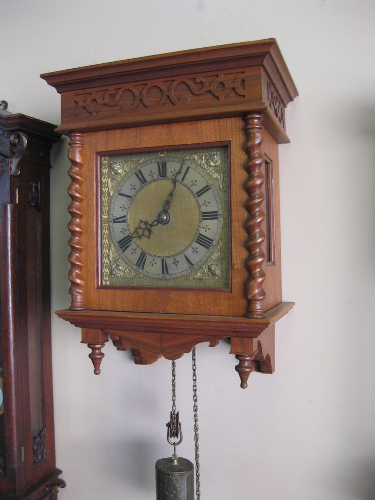 John Knibb Lantern at antique-clock.com
