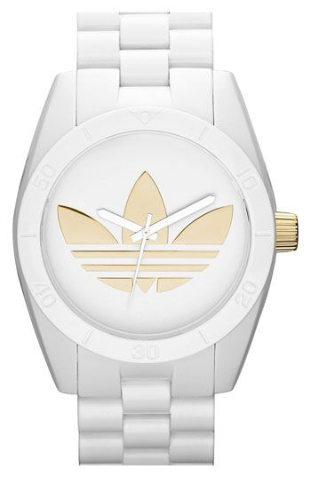 adidas Originals 'Santiago' Bracelet Watch ~ Nordstrom $95