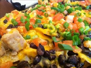 Restaurant Style Chicken Nachos | Main Dishes | Pinterest