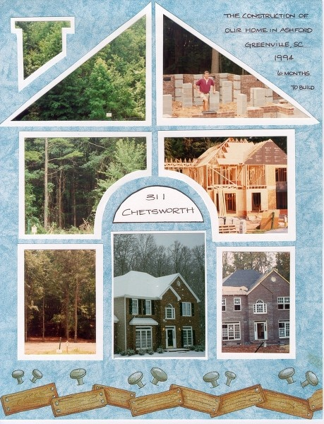 Build A New House 35 best new home scrapbook images on pinterest | new homes