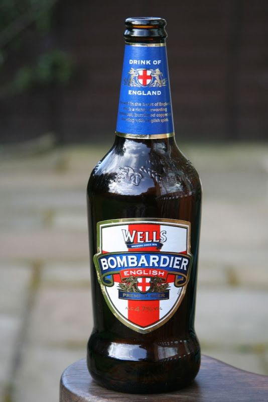 Bottled Beer of the World - pjb 13 - Picasa Web Albums - Bombardier Beer (4.7%) - Wells & Young Brewery Bedford England