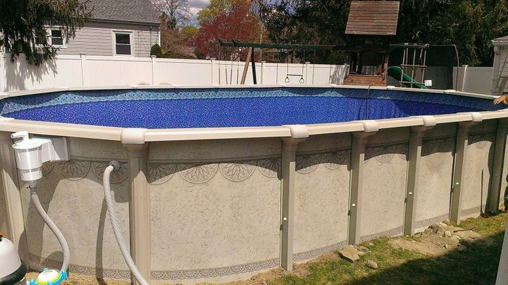 118 Best Images About Above Ground Pools On Pinterest Above Ground Pool Liners The All And Pools