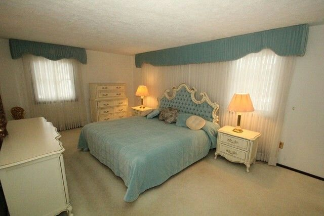 My french provincial bedroom set