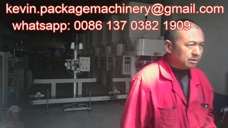 packing scale 20kg 30kg 50kg powder packing machine for chemical products
