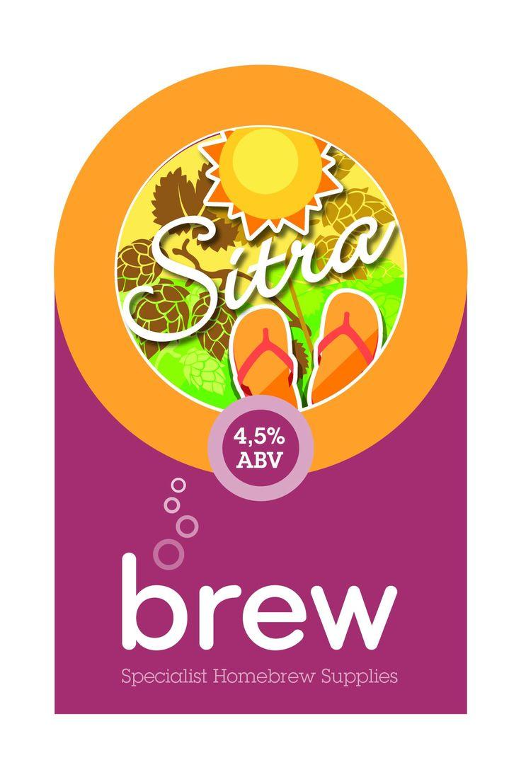 Home Brew Shop | Ingredients | Beer Kits | Wine Kits Sitra AG Recipe Pack - All Grain Range - Craftybrews - Beer Kits