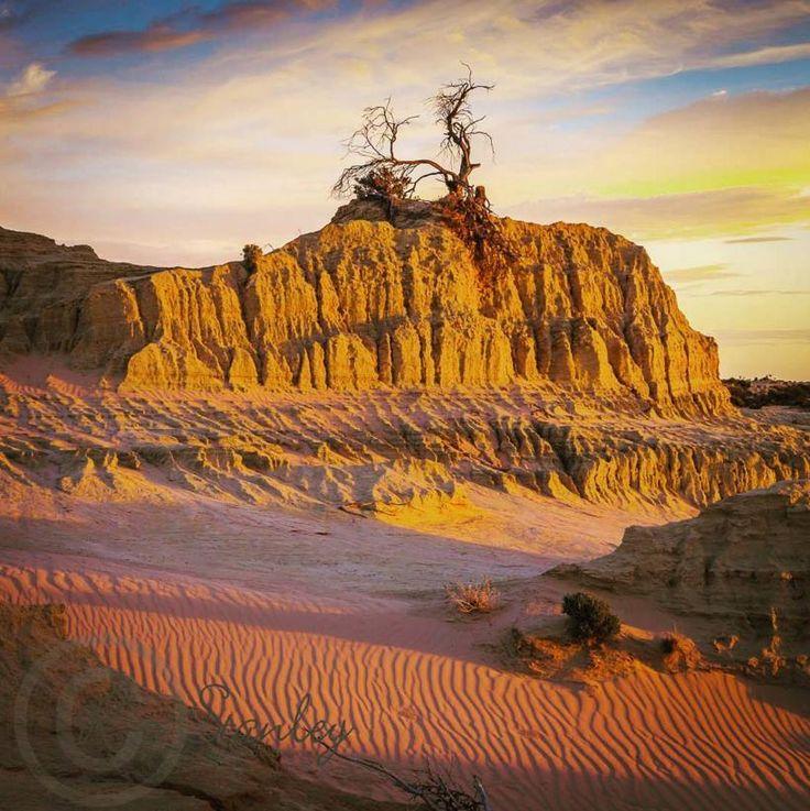 Mungo National Park, NSW