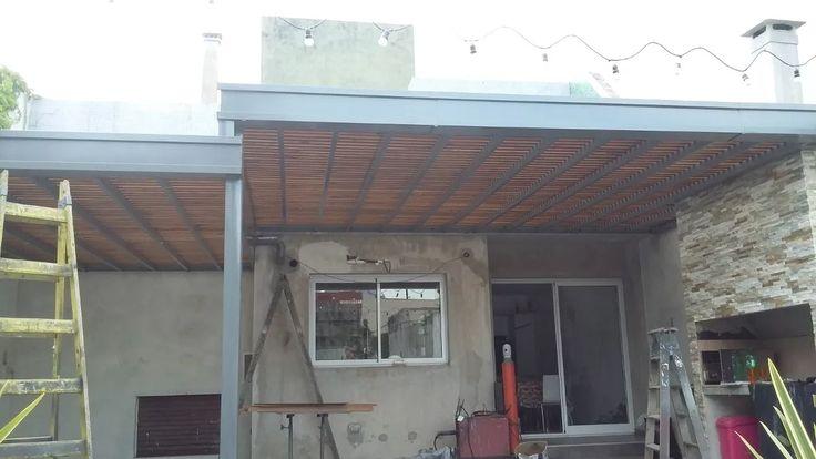 M s de 1000 ideas sobre techo policarbonato en pinterest for Ideas de techos para terrazas