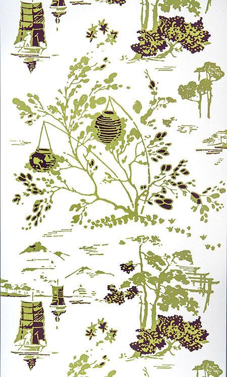 Colección papel pintado DOS Gastón & Daniela VILLA ERBA  GDW 5105-004