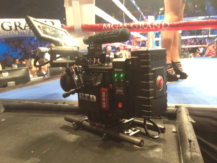BTS at the Showtime Canelo Alvarez (vs. Alfredo Angulo) fight.  You never want to run out of power and miss the knockout, so they employed the JetPack X to always keep running and recording.   You never want to run out of power and miss the knockout, so they employed the JPX to always keep the running and recording.