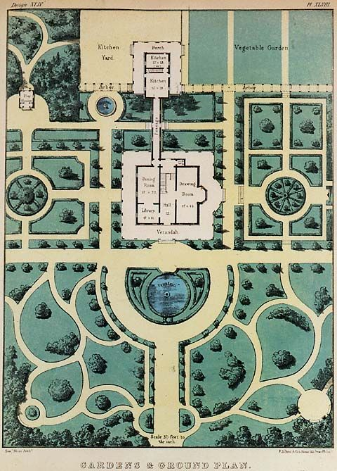Formal Gardens - A formal garden isn't always just one garden with one chamber. This design gives a good idea of the many different things you can do to and with a formal atmosphere. From creating mazes and chambers to lawn areas to hidden gardens to perfectly matching symmetrical gardens and garden chambers. With different areas being separated by tall hedges and plants, there is often a mystery to formal garden plans because there is always a different room or garden just around the…