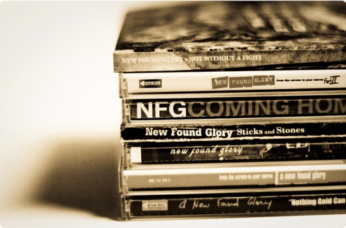 only one of my favourites: new found glory