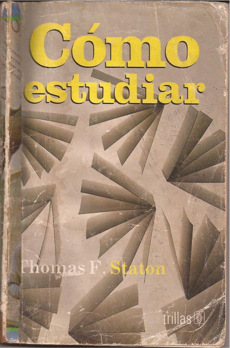 como estudiar thomas f staton pdf