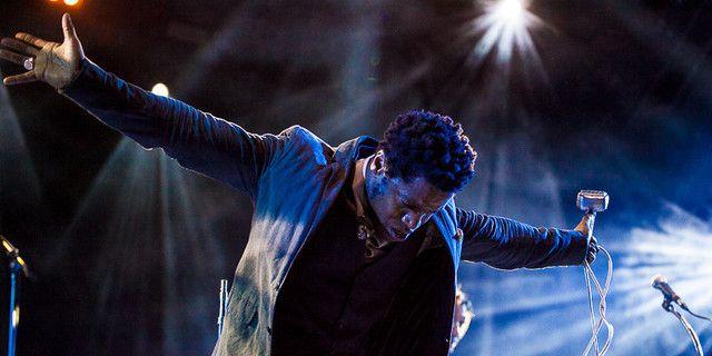 Le chanteur Ty Taylor enflamme Jazz à Vienne