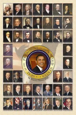 President Barack Obama....  44th President Of The United States Of America....  2 Term …
