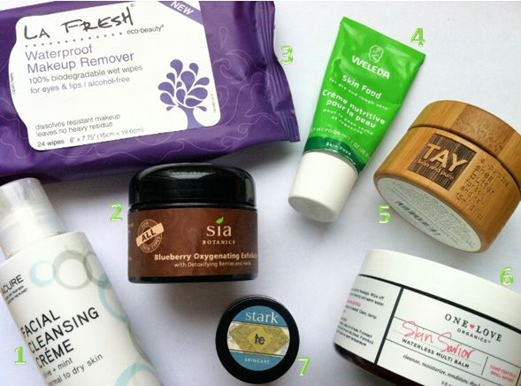 Eco-friendly skin care products. I need to get my hands on some of these. It's disgusting what we use on our precious bodies' and faces'... we trust the labels... but their are thousands and thousands of chemicals and toxins in our products. their are a lot of scientific studies being done now that link cosmetic products to cancer and other diseases