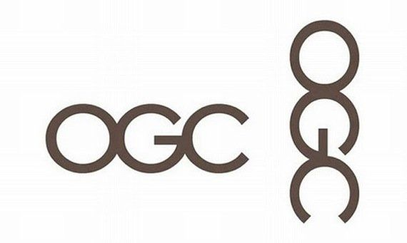 """When the British Office of Government Commerce unveiled its sleek logo redesign in 2008, the English press flipped it 90 degrees to show it as a man """"enjoying"""" himself, forcing the embarrassed OGC to scrap the design."""