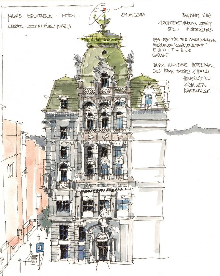 Architectural Drawing Sketch 261 best architectural illustration images on pinterest | urban