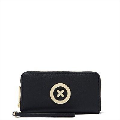 Tech chic - The Supernatural Zip Wallet #mimco