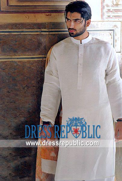 Style DRM1092, Product code: DRM1092, by www.dressrepublic.com - Keywords: Junaid Jamshed Kurta Collection Los Angeles, California, Shalwar Kameez, L.A