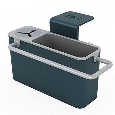 кухня щетка губка раковина слив держатель для полотенец мытья с присоске посуды сухие стеллажи 2016 - £6.99