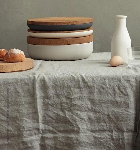 vincent van duysens pottery for when objects work (2008)  | photo: vincent van duysen/vogue living australia