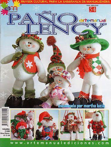 arte manual # 54, paño lency, navidad - lenys jose rios gonzalez - Álbumes web de Picasa