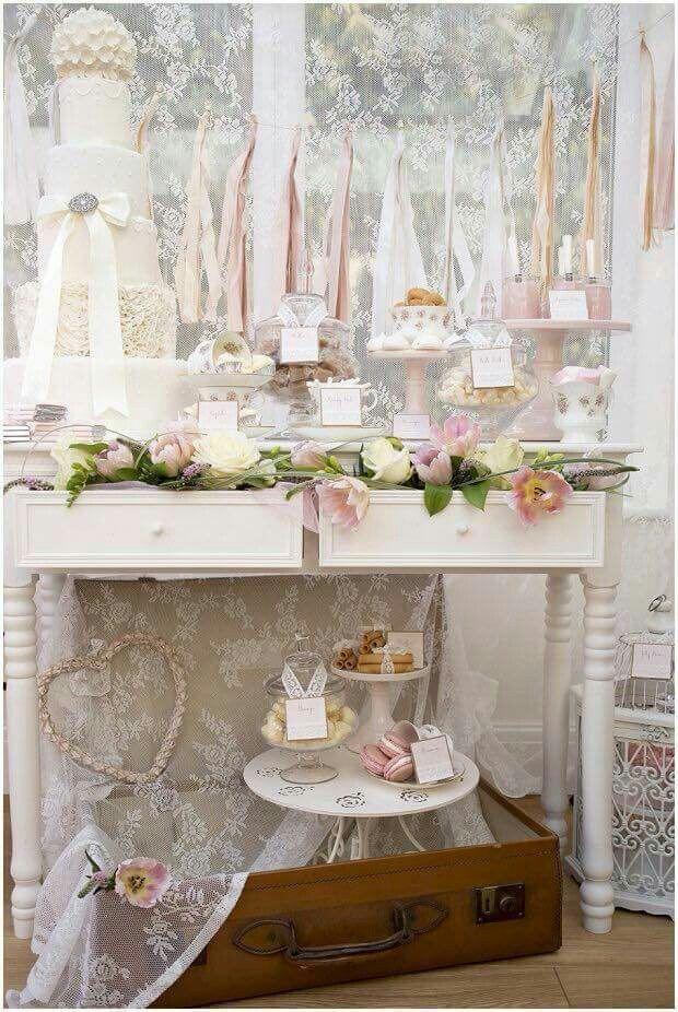 Beautiful sweetie table