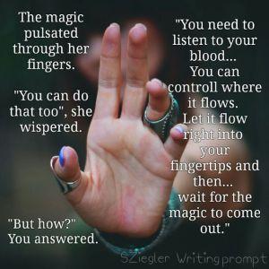 dialogue prompt | PROMPTUARIUM daughters of eden ideas | book series | girls with magic in their veins | @mpilarcruz