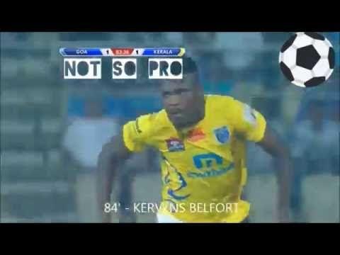 FC Goa vs Kerala Blasters FC - http://www.footballreplay.net/football/2016/10/24/fc-goa-vs-kerala-blasters-fc/