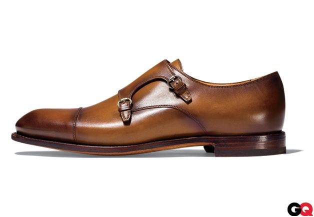 Love this style of shoe. I had some back in 96/97. Monkstraps Shoes GQ Photos