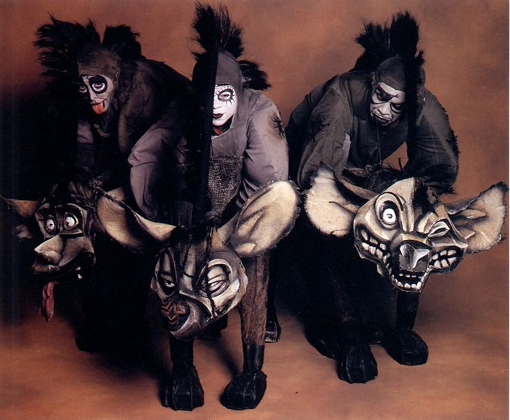 Hyena's, The Lion King