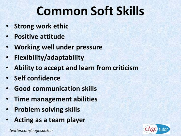 Know These Soft Skills List And Develop Your Career.  Soft Skills List