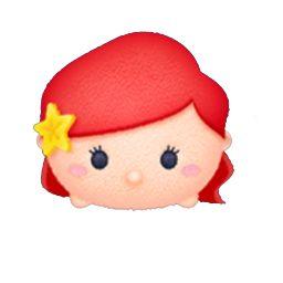 Ariel - Disney Tsum Tsum Wiki - Wikia