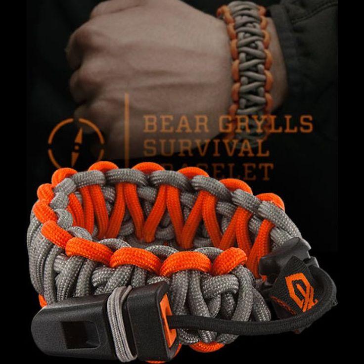 bear grylls bracelet how to make