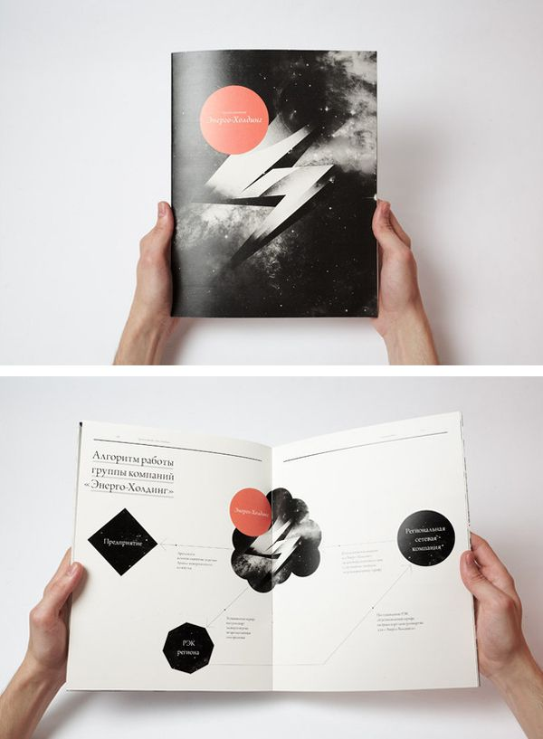 15 Awesome Examples Of Brochure Designs