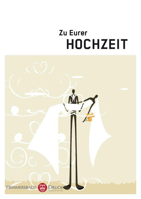 Postalischer Gluckwunsch Zur Hochzeit Im Postkarten Format