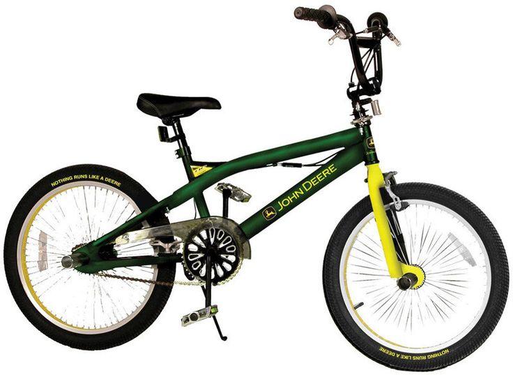 Tomy International 35623A John Deere 20 Inch Boys Bike
