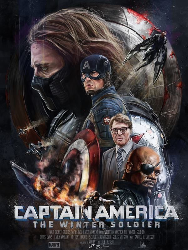 Captain America The Winter Soldier HD CAM free download