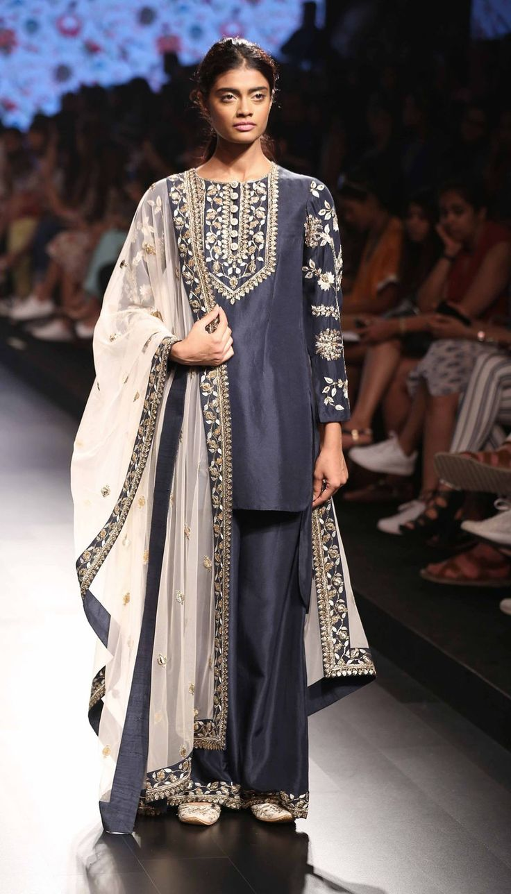 By designer Payal Singhal. Shop for your wedding trousseau, with a personal shopper & stylist in India - Bridelan, visit our website www.bridelan.com #Bridelan #payalsinghal #lakmefashionweek