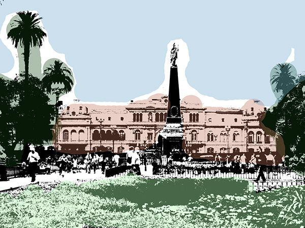 Casa Rosada Ciudad de Buenos Aires