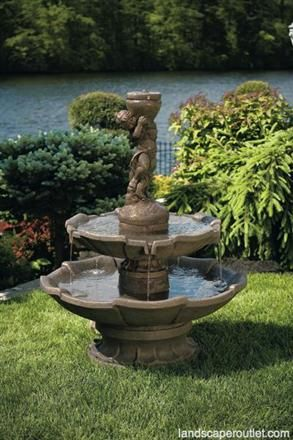 17 best images about recirculating fountains on pinterest for Recirculating water feature