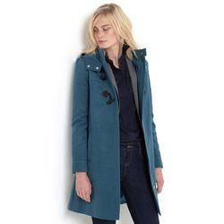 Duffle-coat long à capuche