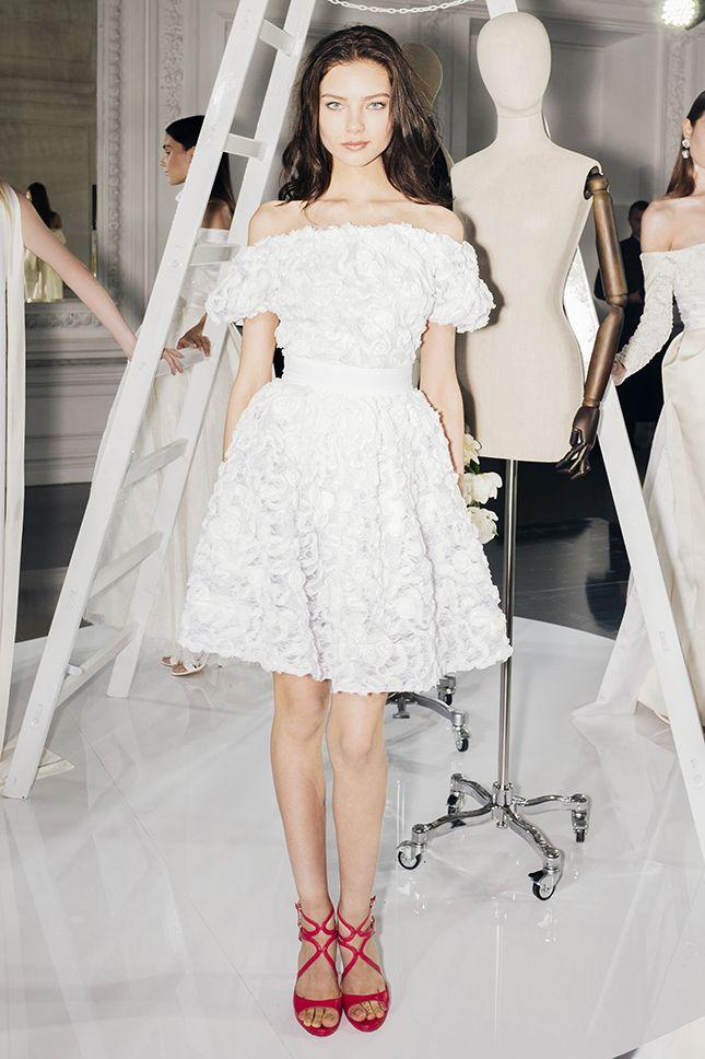 Alesya Kafelnikova - Презентация свадебной коллекции Edem Couture - June 2016