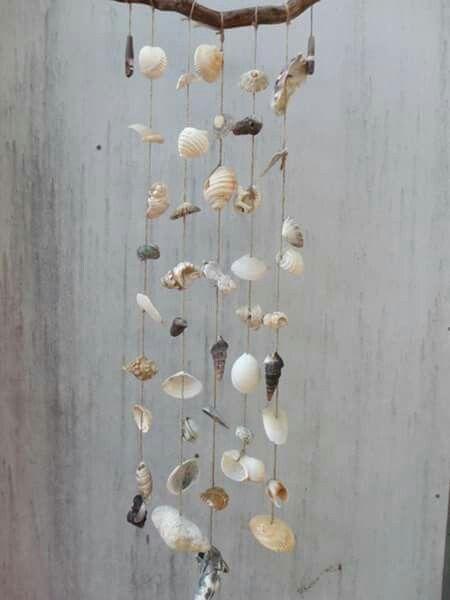 Beach Shell Hanger