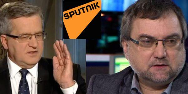 """Kolejny """"expert"""" z dworu Komorowskiego brał miliony ze zbrojeniòwki..! __"""