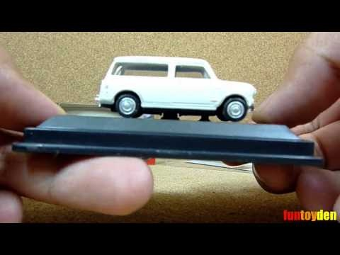 Mini Van - Cararama Die-cast Car Collection Unboxing