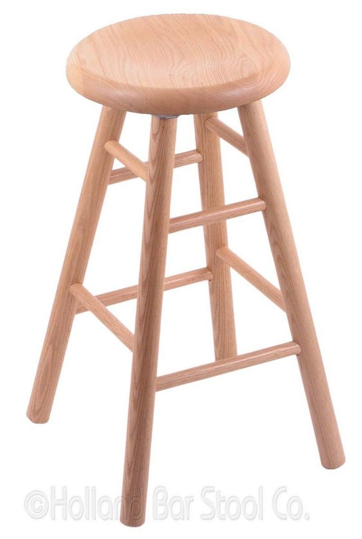 Country crafted wooden chair and stool ebth - 36 Swivel Bar Stool