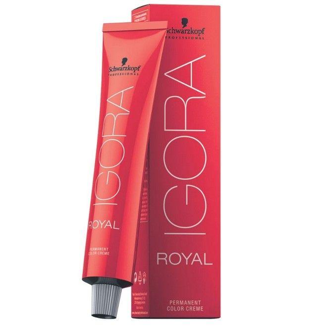 Schwarzkopf Igora Royal Coloração 12/0 Super Clareador Natural 60ml - Quero Muito